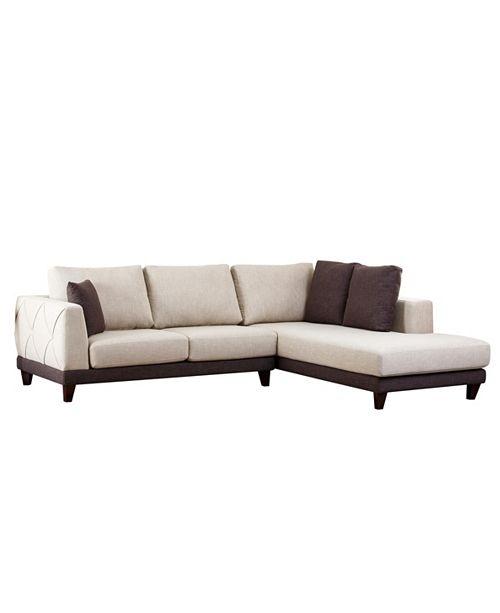 Abbyson Living Damon Sectional Sofa