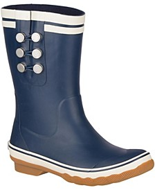 Women's Saltwater Tall Rain Boots