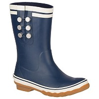 Deals on Sperry Womens Saltwater Tall Rain Boots