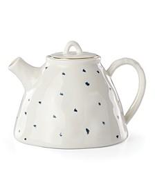 Blue Bay  Teapot