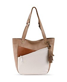Collective Gretchen Leather Bucket Bag