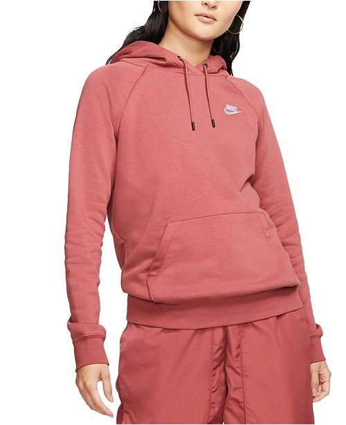 Nike Women's Sportswear Essential Fleece Hoodie
