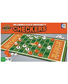 MasterPieces Puzzle Company Oklahoma State Cowboys Checkers