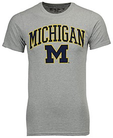 Men's Michigan Wolverines Midsize T-Shirt