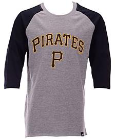 Big Boys Pittsburgh Pirates Super Rival Raglan T-Shirt