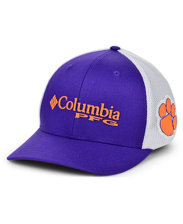 Columbia Clemson Tigers PFG Stretch Cap