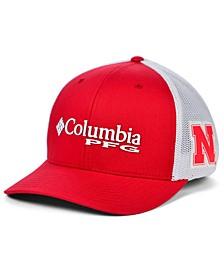 Nebraska Cornhuskers PFG Stretch Cap