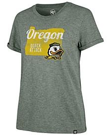 Women's Oregon Ducks Regional Match Triblend T-Shirt