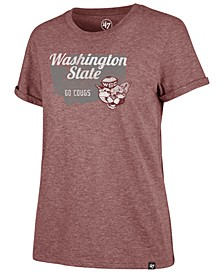 Women's Washington State Cougars Regional Match Triblend T-Shirt