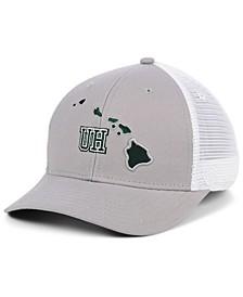 Hawaii Warriors Hirise Trucker Cap