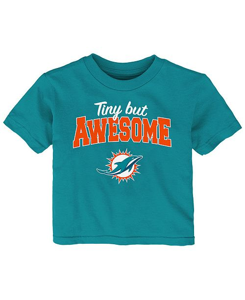 Outerstuff Toddlers Miami Dolphins Still Awesome T-Shirt