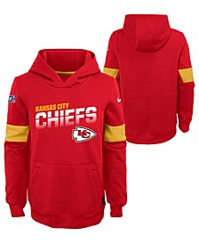 Big Boys Kansas City Chiefs Therma Hoodie