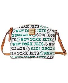 New York Jets Doodle Suki Crossbody