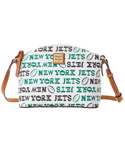 Dooney & Bourke New York Jets Doodle Suki Crossbody