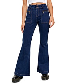 Layla High-Rise Flare Jeans