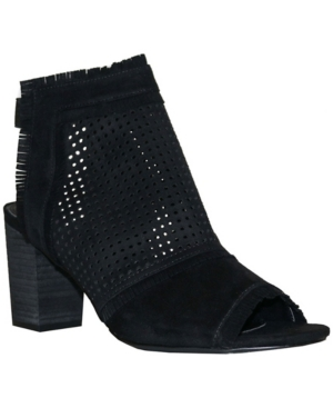 Kyra Laser Cut Slip On Shooties Women's Shoes