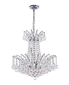 Posh 11 Light Chandelier