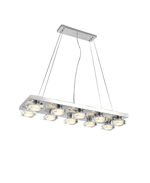CWI Lighting CLOSEOUT! Paulina LED Chandelier