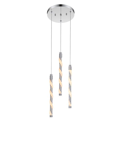 CWI Lighting CLOSEOUT! Aegeus LED Chandelier