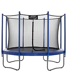 Upper Bounce 10' Trampoline and Enclosure Set