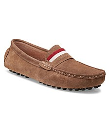Men's Leather Moccasin Loafers