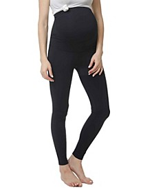 Max Belly Back Support Maternity Leggings