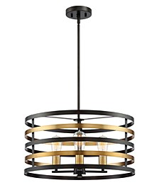 Designers Fountain Mya 3 Light Pendant