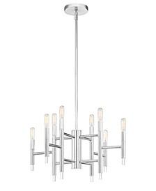 Designers Fountain Jessa 8 Light Chandelier