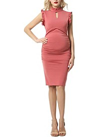 Madeline Maternity Body-Con Dress