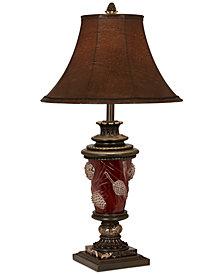 Pacific Coast Pine Cone Glow Table Lamp