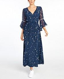 Doheny Silk Maxi Dress