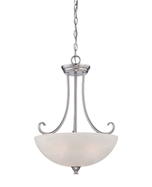 Designer's Fountain Designers Fountain Kendall Inverted Pendant