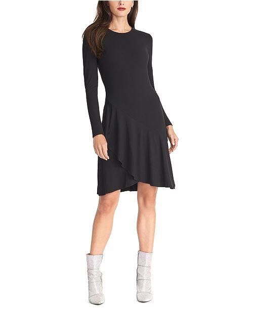 RACHEL Rachel Roy Hortense Ruffled Dress
