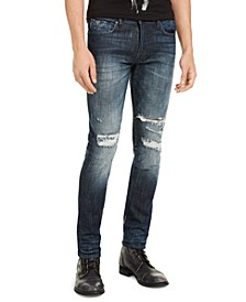 Men's Ripped Skinny Jeans