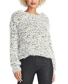 Super Fuzzy Cropped Sweater