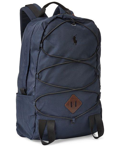 Polo Ralph Lauren Men's Lightweight Mountain Backpack