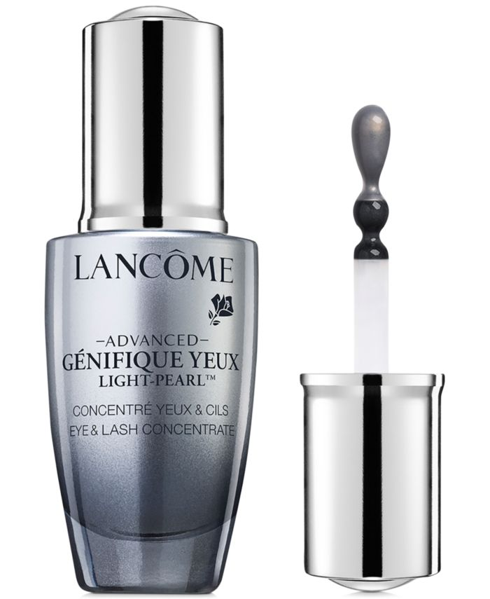 Lancôme Advanced Génifique Yeux Light-Pearl™ Eye & Lash Concentrate Serum for Anti-Aging and Eyelash Growth, 0.67 oz. & Reviews - Skin Care - Beauty - Macy's