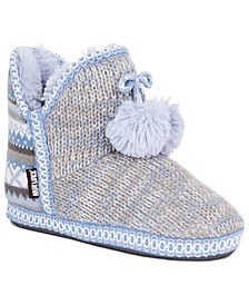 Women's Amira Boot Slippers