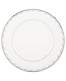 Marchesa by Lenox Dinnerware, Paisley Bloom Dinner Plate