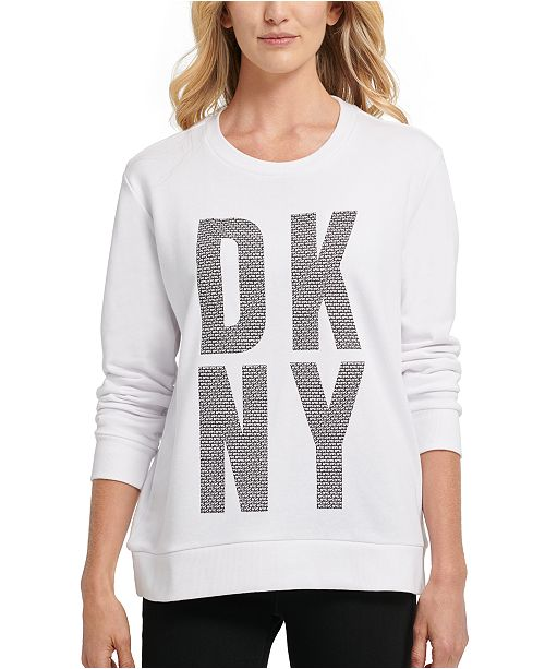 DKNY Graphic Logo Sweatshirt