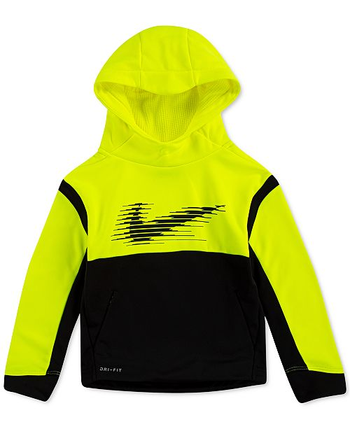 Nike Little Boys Therma Swoosh Hoodie