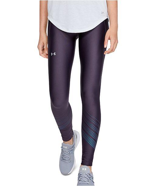 Under Armour Women's HeatGear® High-Waist Compression Leggings