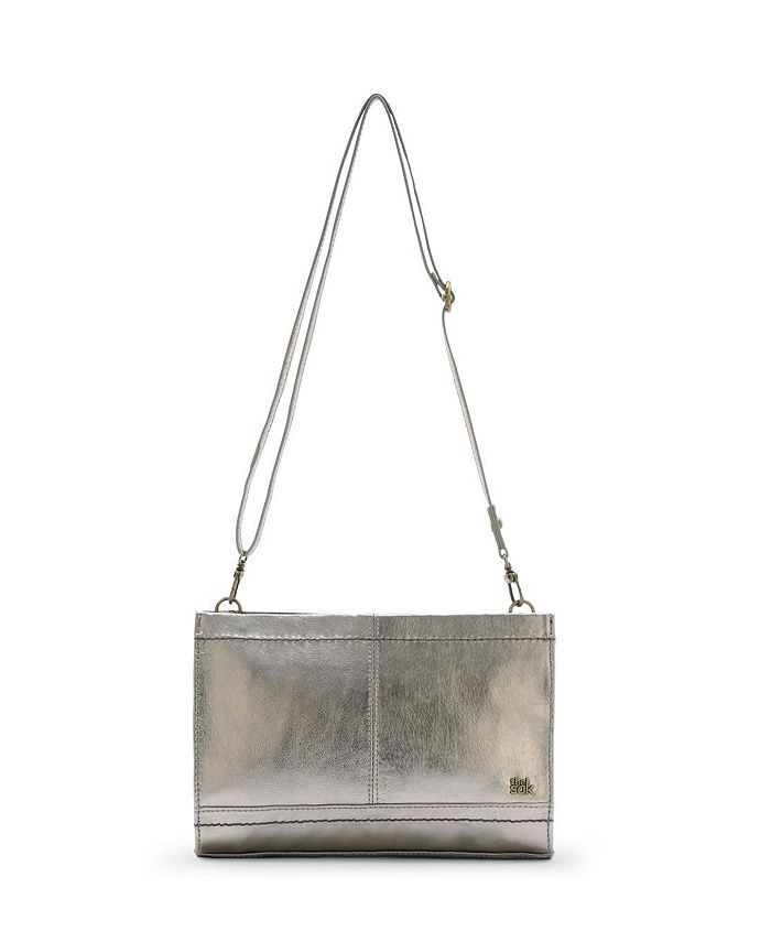 The Sak - Iris Leather Crossbody Clutch