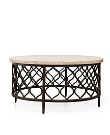 Vivvie Cocktail Table