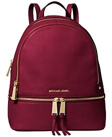 Rhea Zip Small Backpack