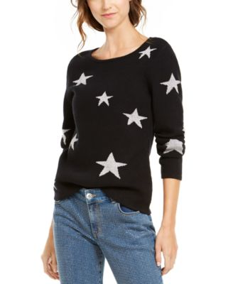 INC Star Pullover Sweater, Created For Macy's