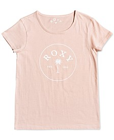 Big Girls Logo-Print Cotton T-Shirt