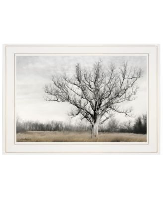 """Earth Sky by Lori Deiter, Ready to hang Framed Print, White Frame, 21"""" x 15"""""""