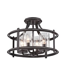 Designers Fountain Palencia Semi-Flush - Pendant