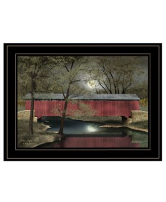 """Warm Summer's Eve by Billy Jacobs, Ready to hang Framed Print, Black Frame, 19"""" x 15"""""""
